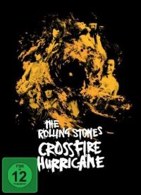 Cover The Rolling Stones - Crossfire Hurricane [DVD]